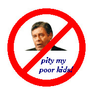 Photo of Jerry Lewis; click to hear his message